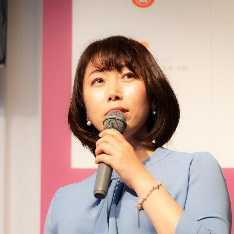 AGC代表 黒田春麗